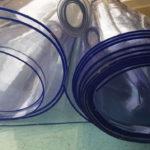 Clear PVC printing plates