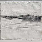 Artists' prints with blind embossing