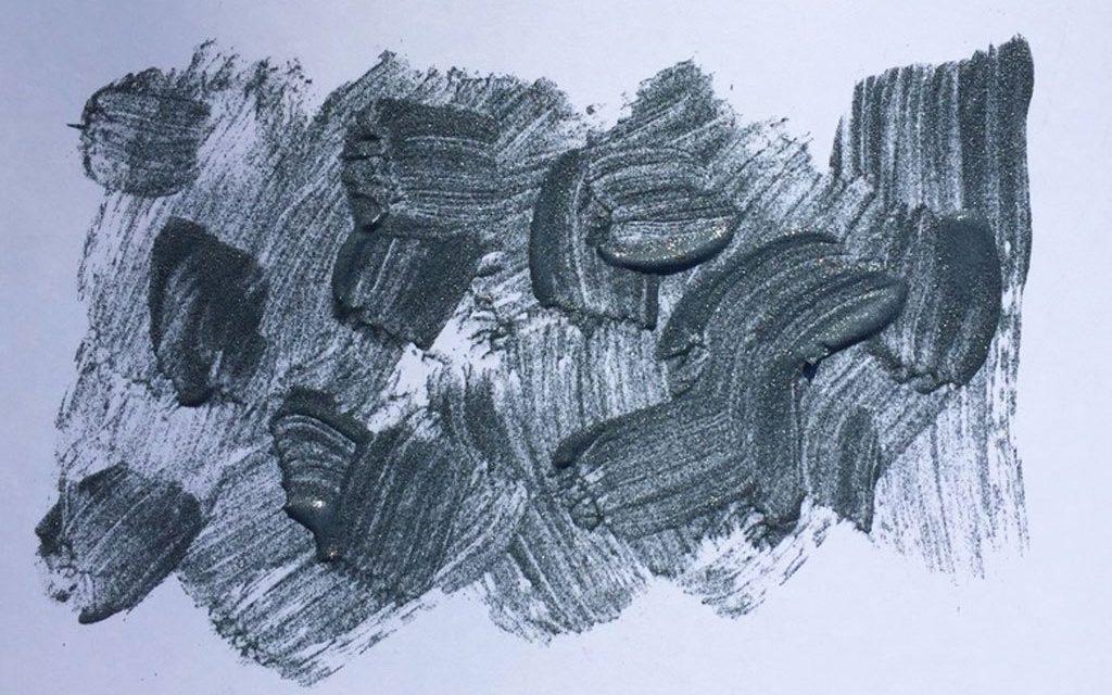 Carborundum paint printing plates