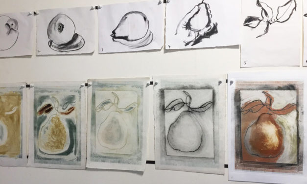 One minute drawings to unlock creativity