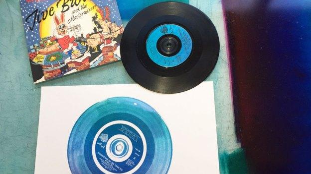 Print a Vinyl Record